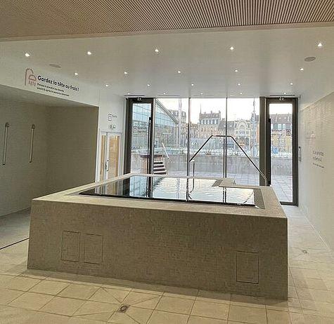 Nouveau Centre aqualudique de Reims : des bassins wedi sur-mesure pour une réalisation d'exception !