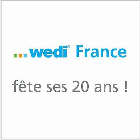 wedi France fête ses 20 ans : hommages de Stephan Wedi, Fabian Rechlin, Gilles Long & Olivier Thumy !