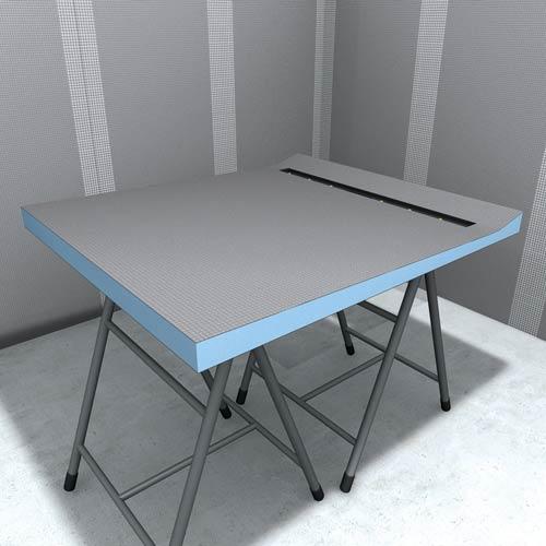 bodengleiche dusche estrich raum und m beldesign inspiration. Black Bedroom Furniture Sets. Home Design Ideas