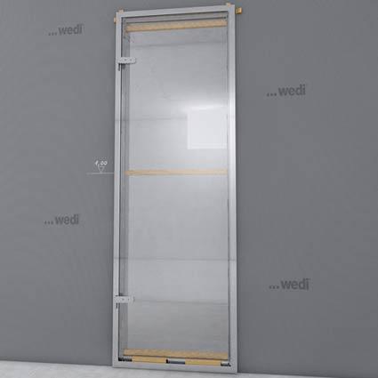 Bevorzugt Glastüren einbauen – wedi.de GY68
