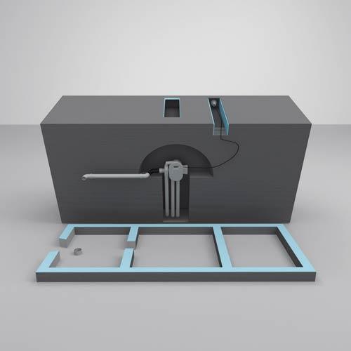 revisionsoffnung badewanne. Black Bedroom Furniture Sets. Home Design Ideas