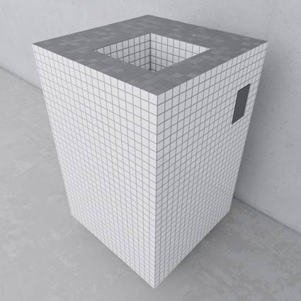 awesome meuble lavabo wedi images. Black Bedroom Furniture Sets. Home Design Ideas