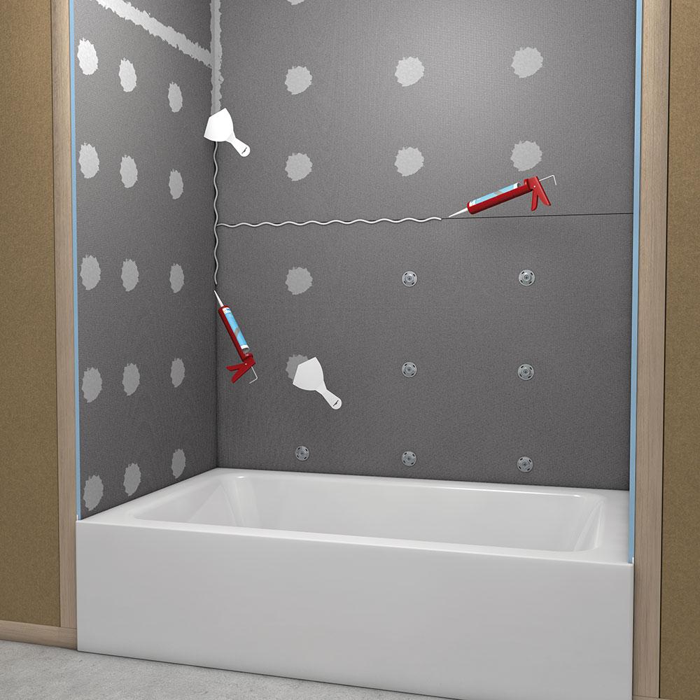 Tub Walls And Tub Enclosures Wedi De