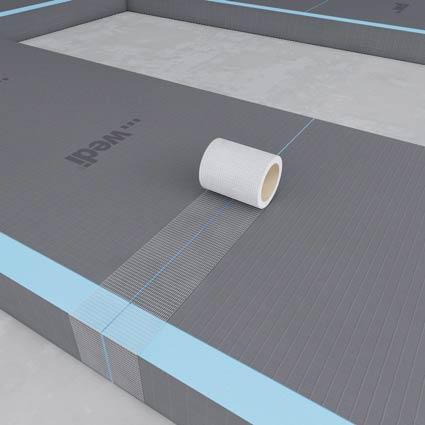 Bodengleiche Dusche Podest : Stufen amp podeste erstellen wedi
