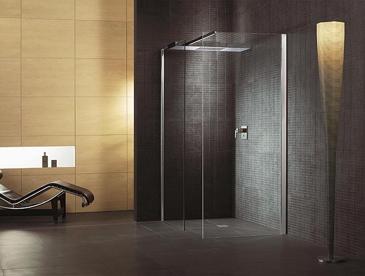 receveur de douche wedi sur mesure