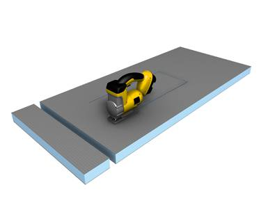 wedi building board standard