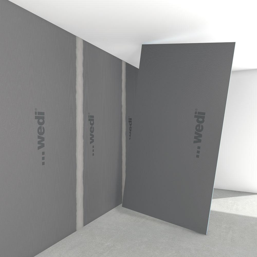 panneau de construction xl xxl absolument indispensable sous le carrelage. Black Bedroom Furniture Sets. Home Design Ideas