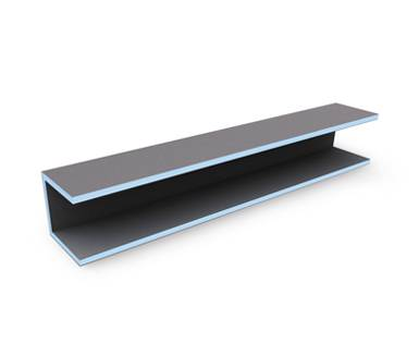 wedi u profil ef72 hitoiro. Black Bedroom Furniture Sets. Home Design Ideas
