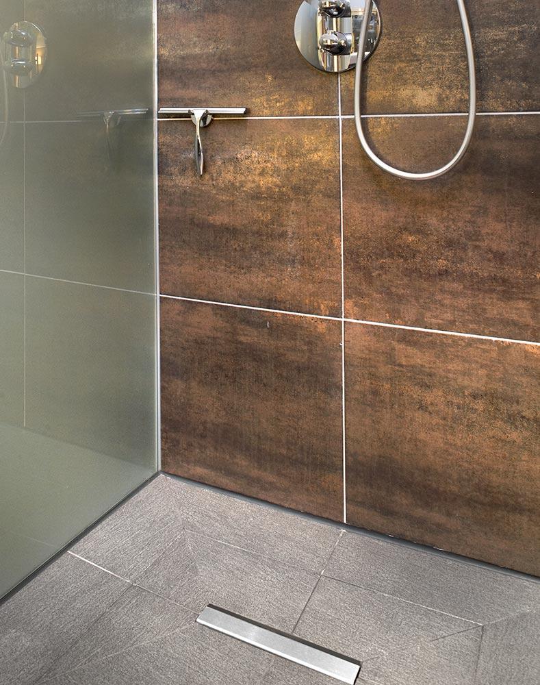 Linear Drain Wedide - Linear bathroom drains
