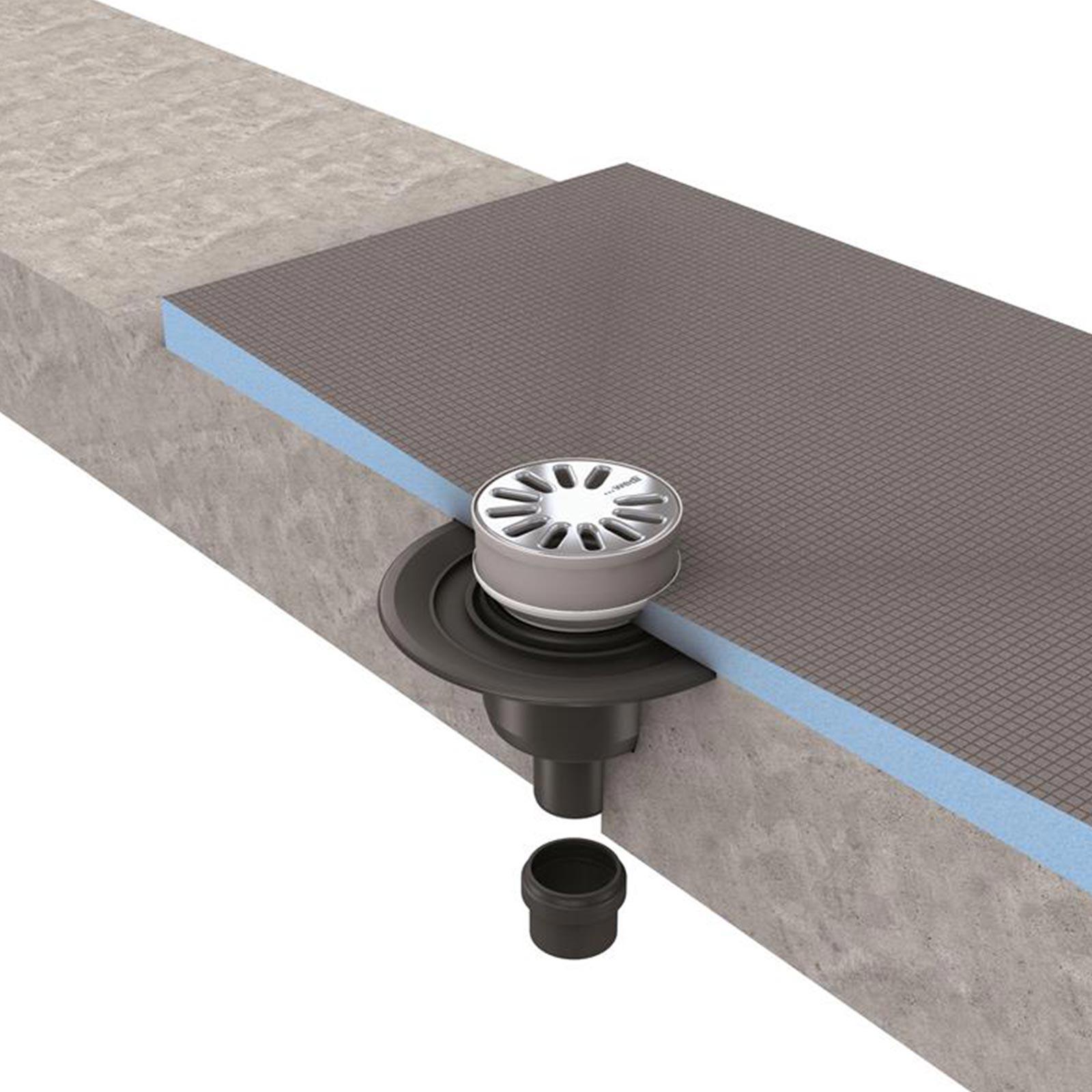 affordable impressions of vertical drain for point drainage with abfluss fr ebenerdige dusche - Ebenerdige Dusche Ablauf