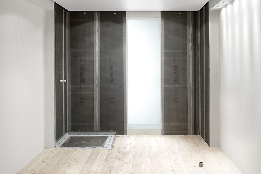 dicht set speziell abgestimmtes abdichtungs set wedi sauna fire ice fachgro handel. Black Bedroom Furniture Sets. Home Design Ideas