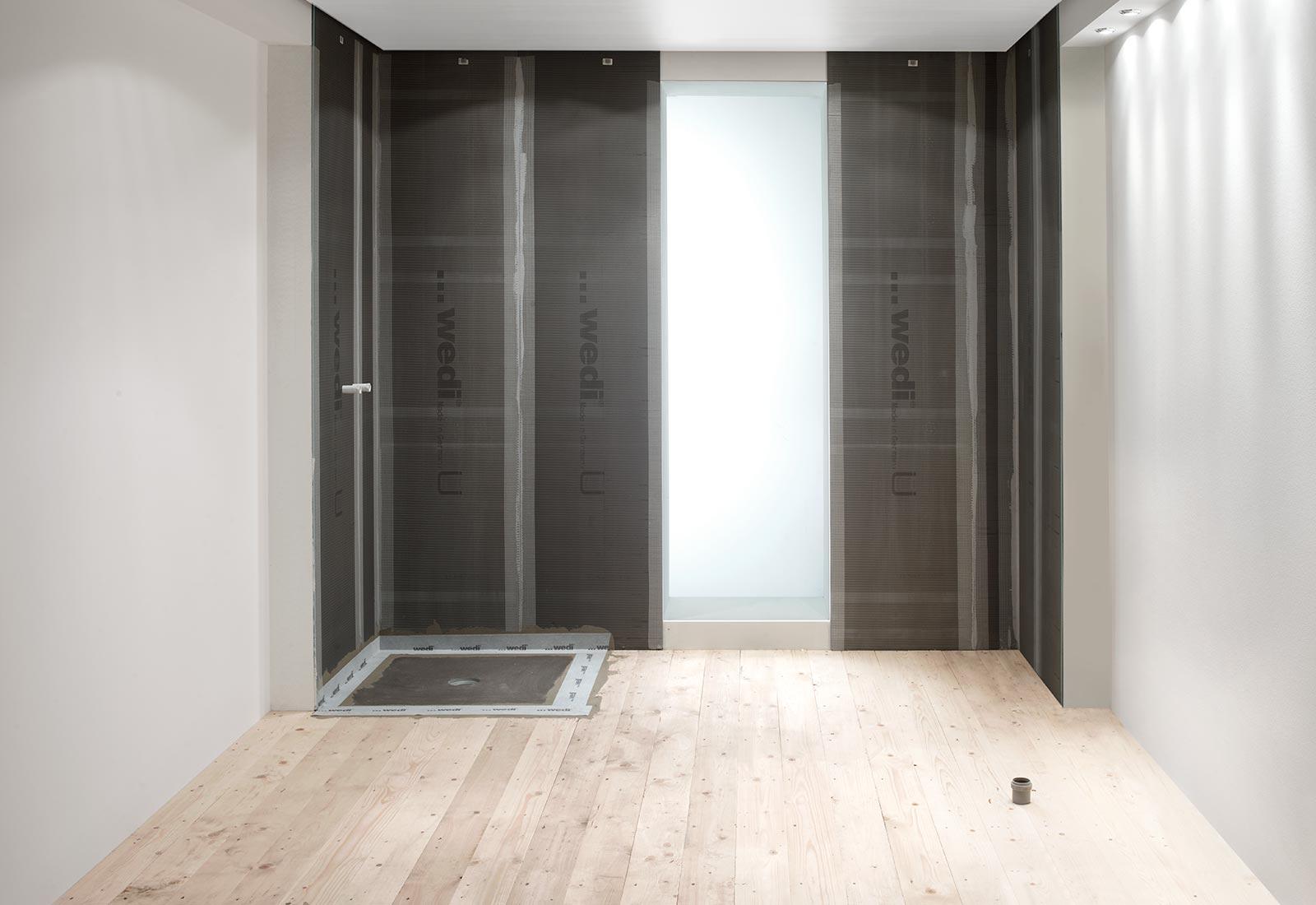 kit d 39 tanch it wedi fundo pour l 39 tanch it des receveurs fundo. Black Bedroom Furniture Sets. Home Design Ideas