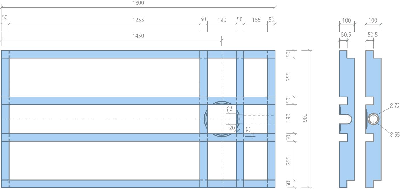 wedi fundo primo easy set steeksysteem voor onderbouwconstructies. Black Bedroom Furniture Sets. Home Design Ideas