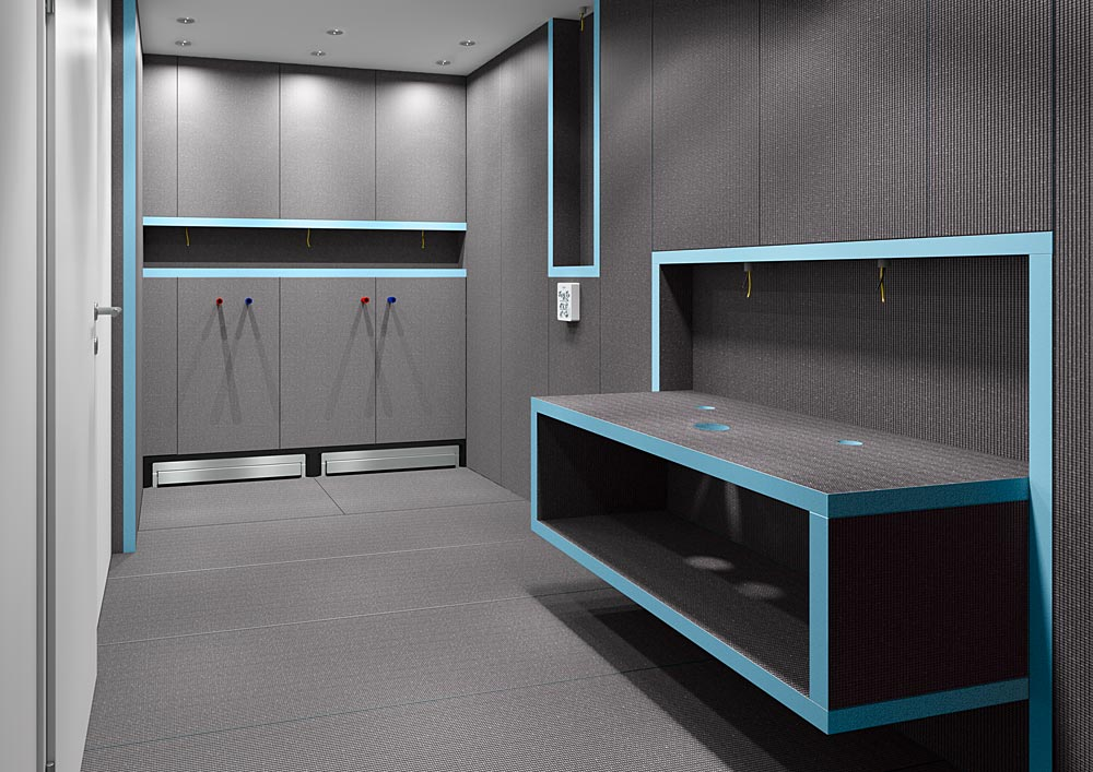 wedi fundo riolito der attraktive wandablauf in. Black Bedroom Furniture Sets. Home Design Ideas