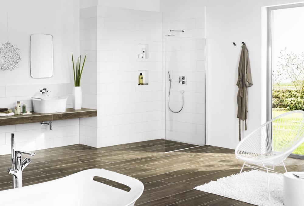 wedi sanwell nischen einfaches und schnelles erstellen von ablagefl chenchen. Black Bedroom Furniture Sets. Home Design Ideas