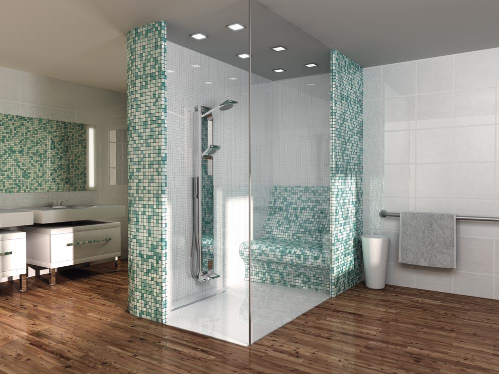 Wedi moltoromo modulares system f r unendliche for Salle de bain wedi