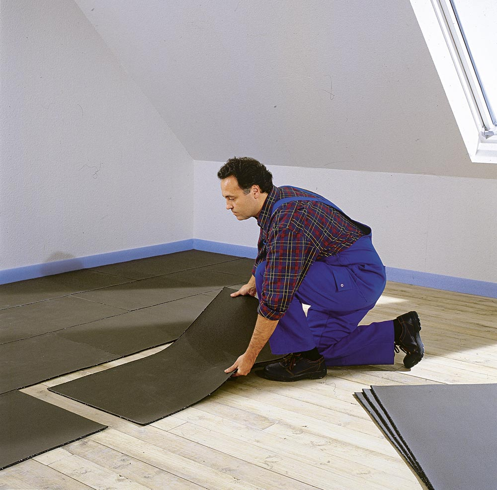 wedi nonstep plan trittschalld mmplatte f r unebene untergr nde. Black Bedroom Furniture Sets. Home Design Ideas