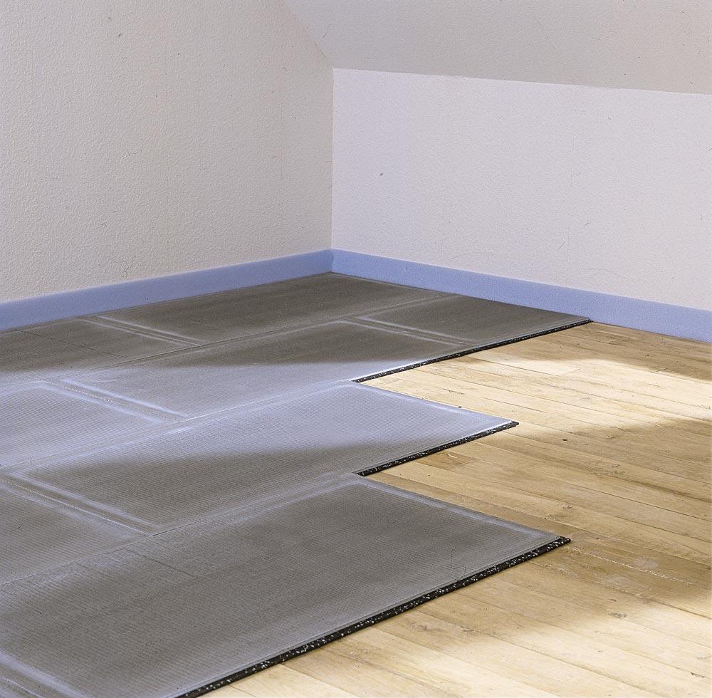 wedi nonstep plus trittschalld mmplatte f r ebene untergr nde. Black Bedroom Furniture Sets. Home Design Ideas