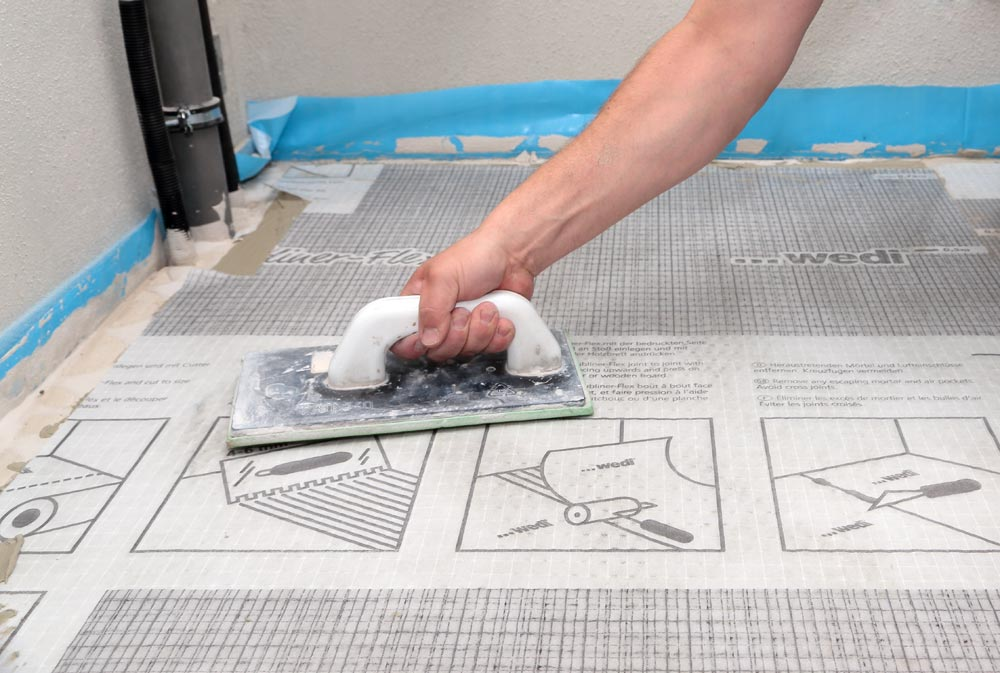 wedi subliner flex entkopplungsbahn rolle 50 x 1 m ebay. Black Bedroom Furniture Sets. Home Design Ideas
