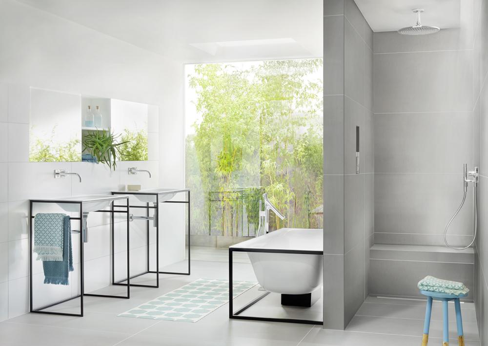 les banquettes d 39 angle sanoasa permettent de s 39 assoir galement dans de petites salles de bains. Black Bedroom Furniture Sets. Home Design Ideas