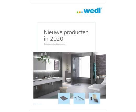 Nieuwe producten in 2020